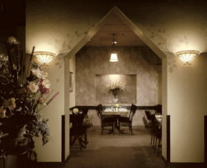 Barbara Schaefer - Interior Design - Vivace Restaurant